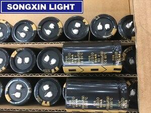 Image 2 - 2 Chiếc Đen Bolsa Elna Cho Ina Hàng Đầu Cho Âm Thanh Stereo Lọc 10000UF/63V 30*50Mm Tụ Điện Giá Rẻ Shippping