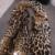 Leopardo Cachecol De Caxemira Para Mulheres Outono Inverno Grosso Xale Lenços de Marca de Moda de Luxo Senhoras Mulheres Envoltório Cachecol Clássico