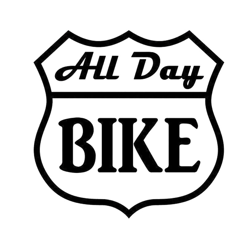 Bike Stickers Letters PromotionShop For Promotional Bike Stickers - Bike vinyl stickers