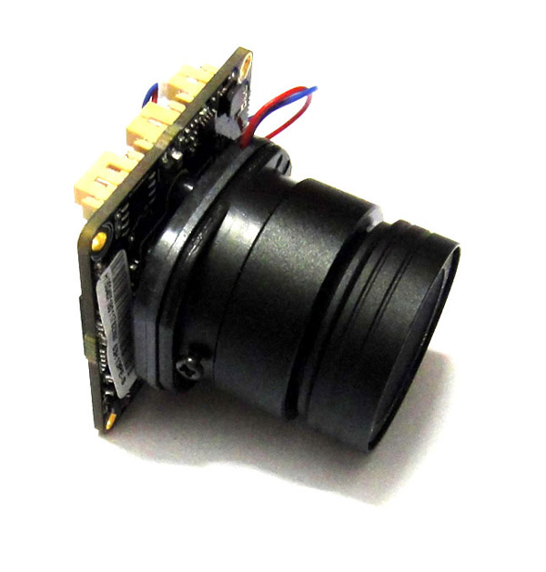ФОТО HD IP Camera Module 960P 1.3MP CCTV IPC PCB Board Hi3518E + 3MP 4mm CS lens IRC, Hisilicon
