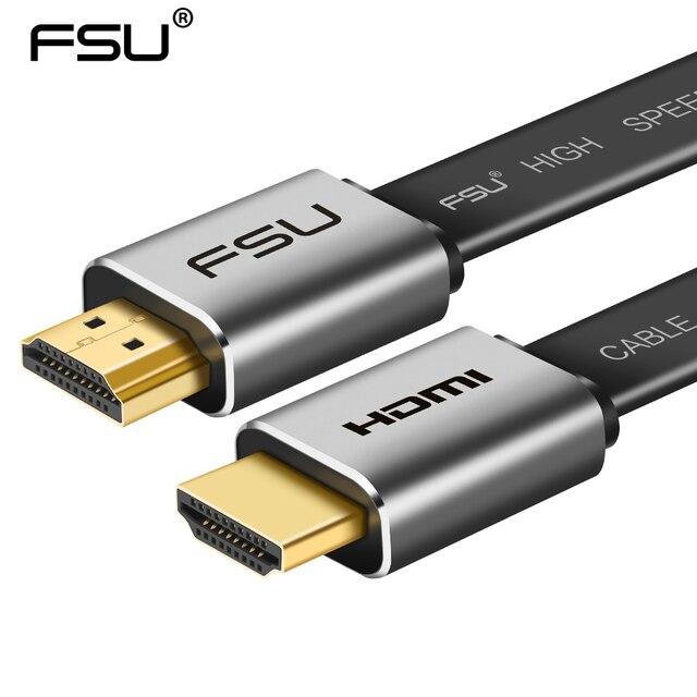 Tốc Độ cao V2.0 HDMI Cable 4 K * 2 K Nam đến Nam 3D cho Màn Hình Máy Tính TV PS3/ 4 máy chiếu HDTV 0.5 m 1 m 1.5 m 2 m 3 m 5 m