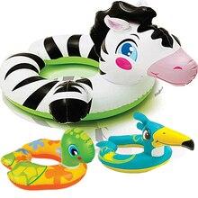 baby ring inflatable swimming kids boat floating frog bird Sea turtle zebra flamingo float baby kids swim float  pool donut kids