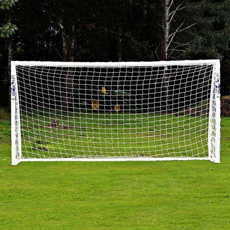 Hot Full Size Football Net for Soccer Goal Post Junior Sports 1