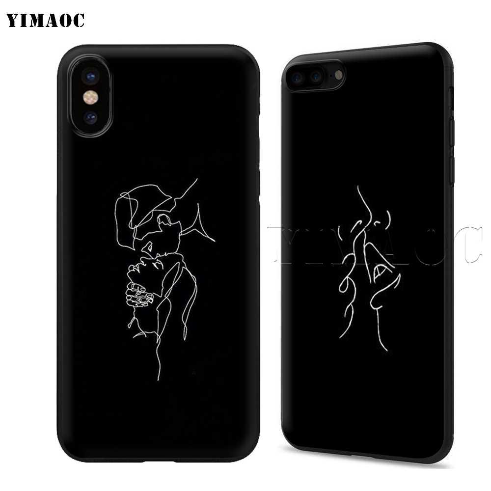 Силиконовый мягкий чехол YIMAOC Trippie Redd для iPhone 11 Pro XS Max XR X 8 7 6 6S Plus 5 5S SE