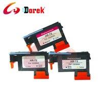 1set Free Shipping C9380A C9384A C9383A Printhead For HP 72 Printer Head ASTA005