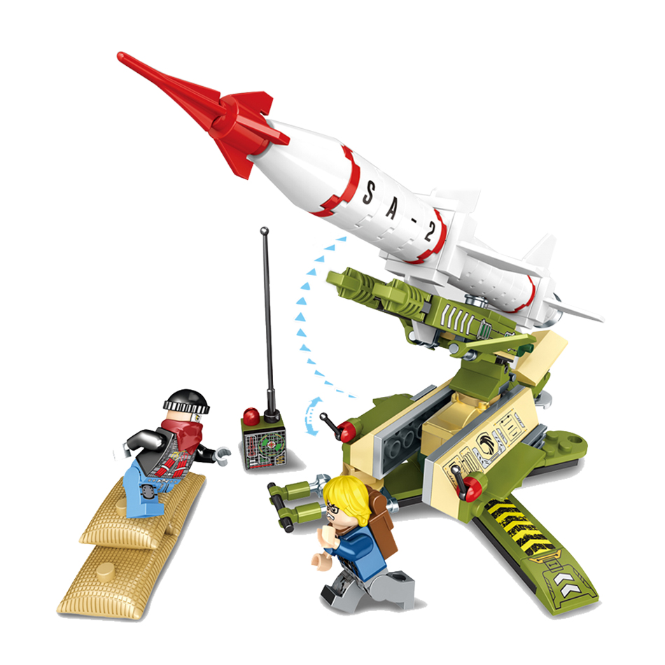 Black Gold Military series building blocks Helicopter rocket compatible Legoed army weapons enlighten toys for children friends enlighten building blocks navy frigate ship assembling building blocks military series blocks girls