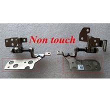 GZEELE Laptop LCD Hinge for DELL 15 5000 5542 5543 5545 5547 5548 screen hinges Non touch PN: AM13G000300 AM13G000200 Left+Right(China)