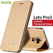 LeEco Le Pro 3×720 силиконовый чехол MOFI LeTV Le Pro 3 Чехол Мягкий чехол Флип кожаный Le PRO3 чехол для телефона 5.5 премьер Le3 Pro