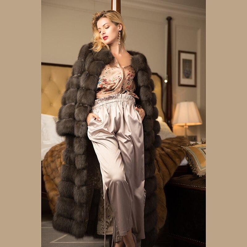 3a736e53d69d7 Genuine mink fur coat women luxury fur jacket Russia sable rare mink marten fur  coats high end top quality fur NPI 71105E-in Real Fur from Women s Clothing  ...