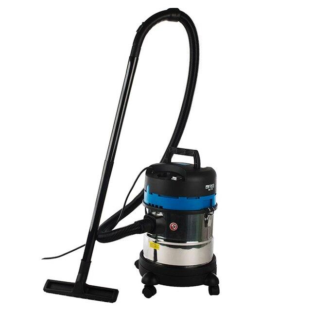 Пылесос для сухой и влажной уборки СОЮЗ ПСС-7320 (Потребляемая мощность 1600 Вт, бак из нержавеющей стали, объем бака 20 л, HEPA-фильтр, розетка для электроинструмента, 3 мешка в комплекте)