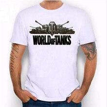 1dc136f3f I like world tanks game T Shirt men short sleeve Tees Clothing Funny  Novelty Tops