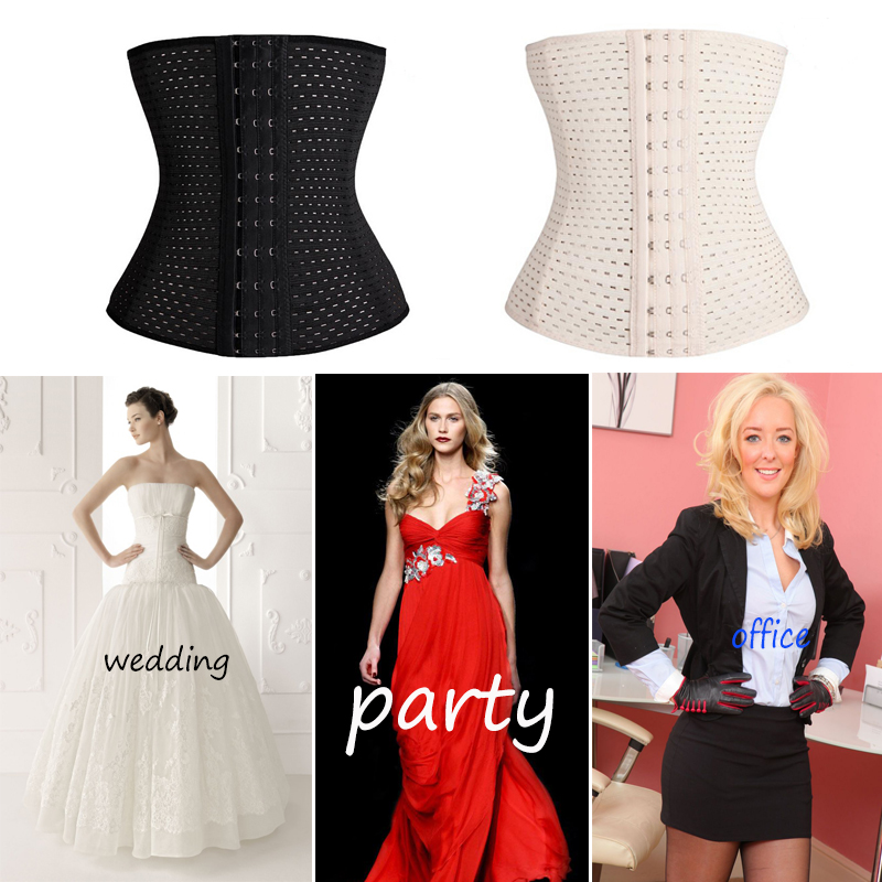 Lady Slimming Waist Shaper Corset Belt Shaping For Waist Tight - Sjukvård - Foto 6