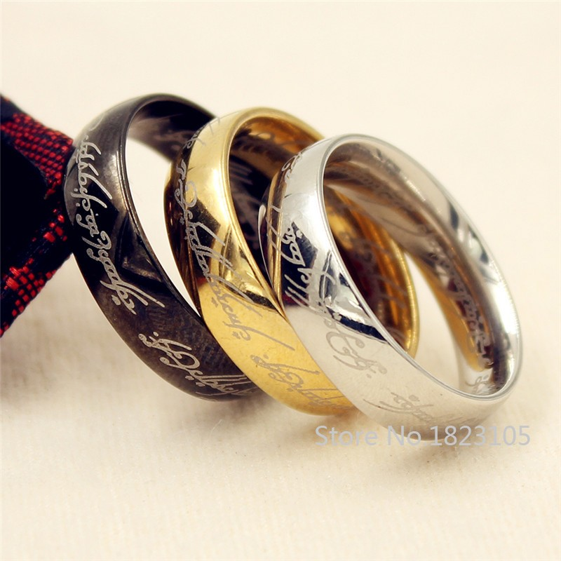 The Lord Of The Rings Sauron's One Ring