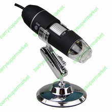 Discount! 1000X 8-LED USB  Microscope Endoscope Magnifier Digital Video Camera Microscopio