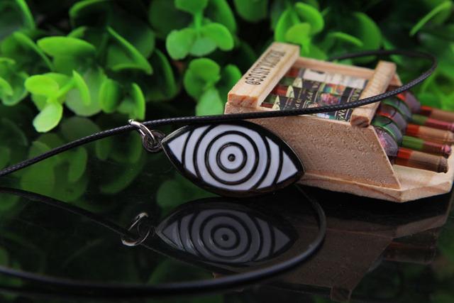 Naruto Rinnegan Eye Necklaces