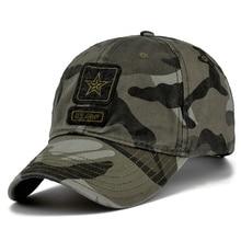 2018 High Quality Army Cap Camo Baseball Men Camouflage Snapback Tactical Mens Caps Gorra Snapbacks golf hats