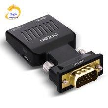 Линейный кабель otten hdmi vga конвертер с поддержкой 3d hd