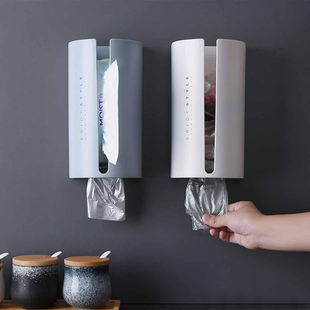 Storage-Rack Organize Kitchen Rotating-Shelf Free-Punching-Suction-Wall-Storage-Box Bathroom