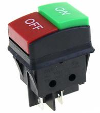 JD03-C1 ship shape switch JD03-C1  KCD4  4Pin ON / OFF 14A/16A 125/250V red green reverse switching power switch