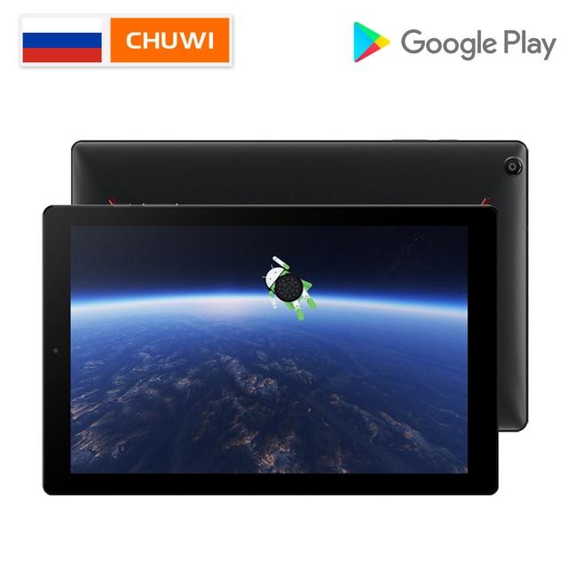 Оригинальный CHUWI HiPad Tablet PC MT6797 X27 Дека Core 3 ГБ Оперативная память 32 ГБ Встроенная память Android 8,0 Tablet 1920*1080 WI-FI двойной Камера