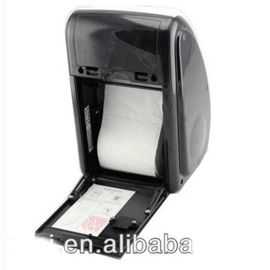 Automatic Paper Towel Black Translucent Automatic Sensor