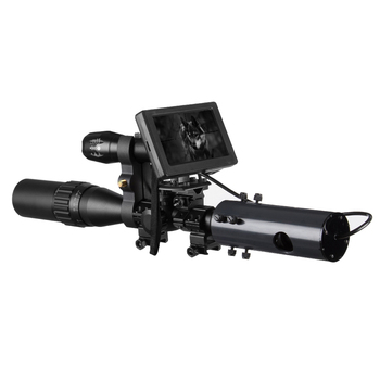 Hunting Wildlife Trap 850nm Infrared Digital LED IR Night Vision Device Night Vision Scope Sight Outdoor Cameras Waterproof
