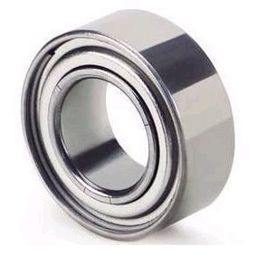 купить High quality ABEC-5 bearing 6009 ZZ S6009-ZZ 80109 S6009ZZ Stainless steel Deep Groove ball bearing 45*75*16mm по цене 1007.7 рублей
