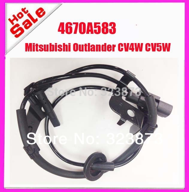 High Quality Auto new ABS Sensor 4670A583 4670A157 ALS1706 ABS1799 Rear left for Mitsubishi Outlander CV4W CV5W .