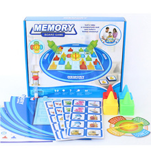 MEMORY Board Game Memory Pairing Thinking Game for Kids Babies Training Game English Verison
