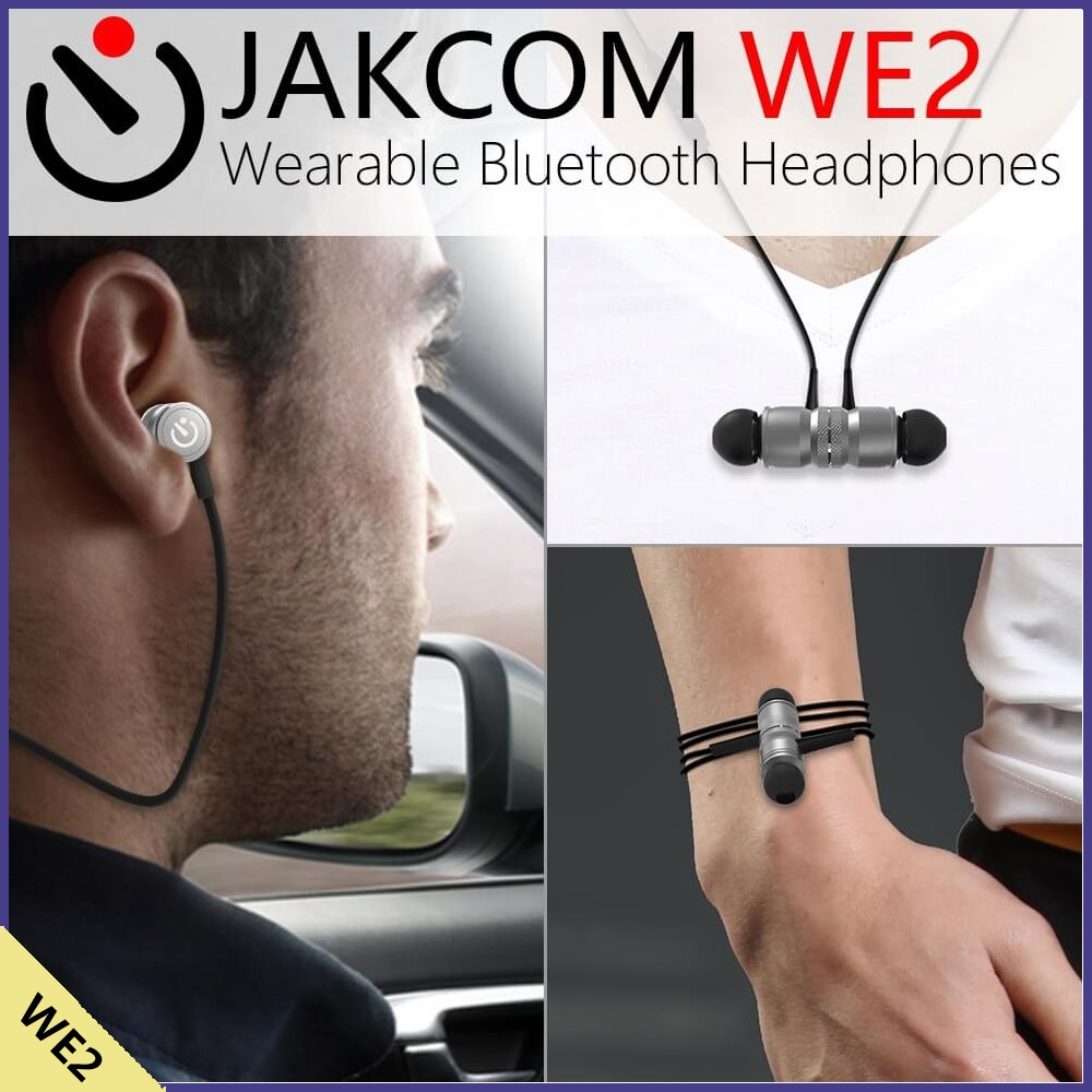 Jakcom WE2 Wearable Bluetooth Headphones New Product Of Rhinestones Decorations As Papai Noel Ab Rhinestones Nails Strass 3D