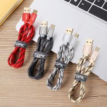 USB Type C Cable Fast Charging for Samsung Xiaomi