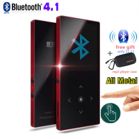 Bluetooth Mp3 Player Touch Key 8gb Original BENJIE K8 Mp3 Music Player Ultra Thin High Quality