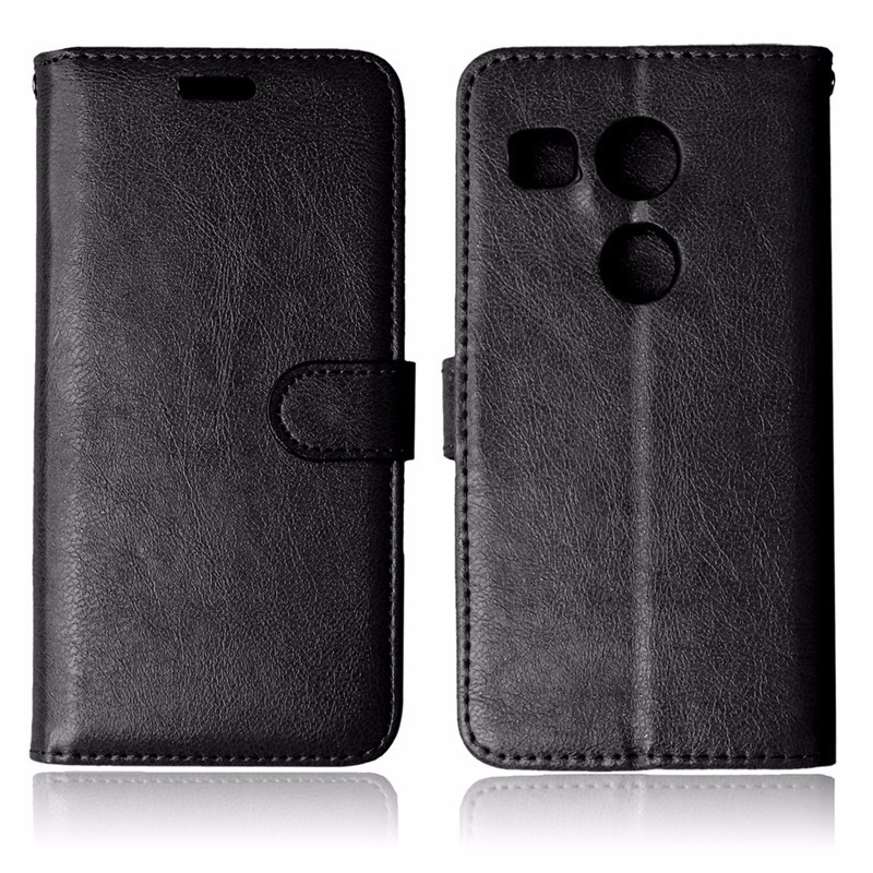 2015 Luxury Wallet PU Leather Back Cover Case For LG Nexus 5X H798 H790 H791 Google Nexus5X Case Flip Phone Protective Bag Skin (8)