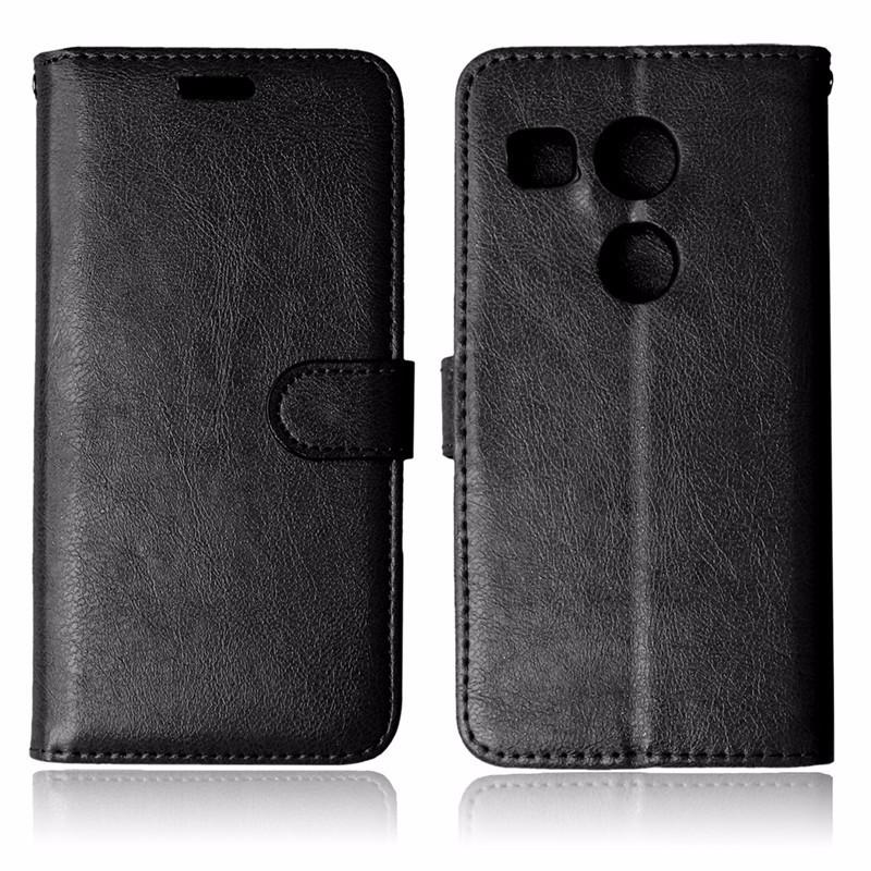 2015 Luxury Wallet PU Leather Back Cover Case For LG Nexus 5X H798 H790 H791 Google Nexus5X Case Flip Phone Protective Bag Skin (8)