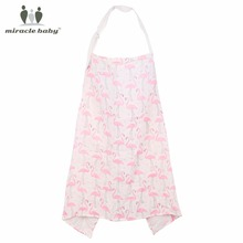 Newly Baby Breastfeeding Cover Cotton muslin Nursing Covers Shawl baby Car Seat cover Breastfeeding Apron Scarf