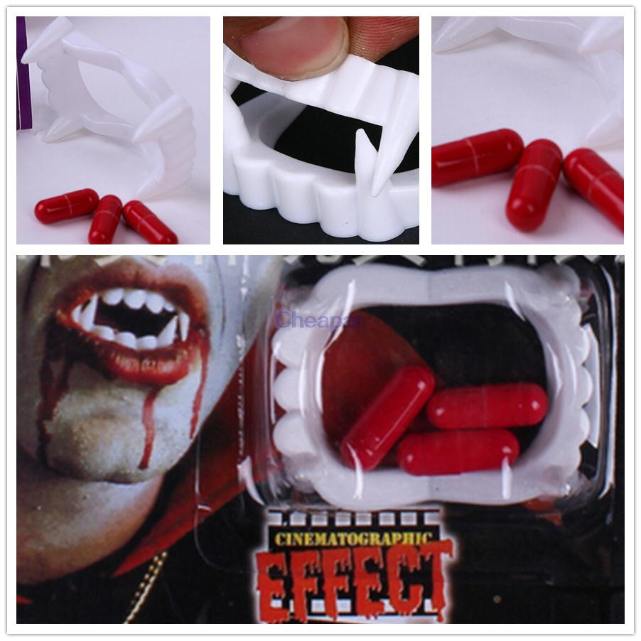 Halloween Fake Teeth Promotion-Shop for Promotional Halloween Fake ...