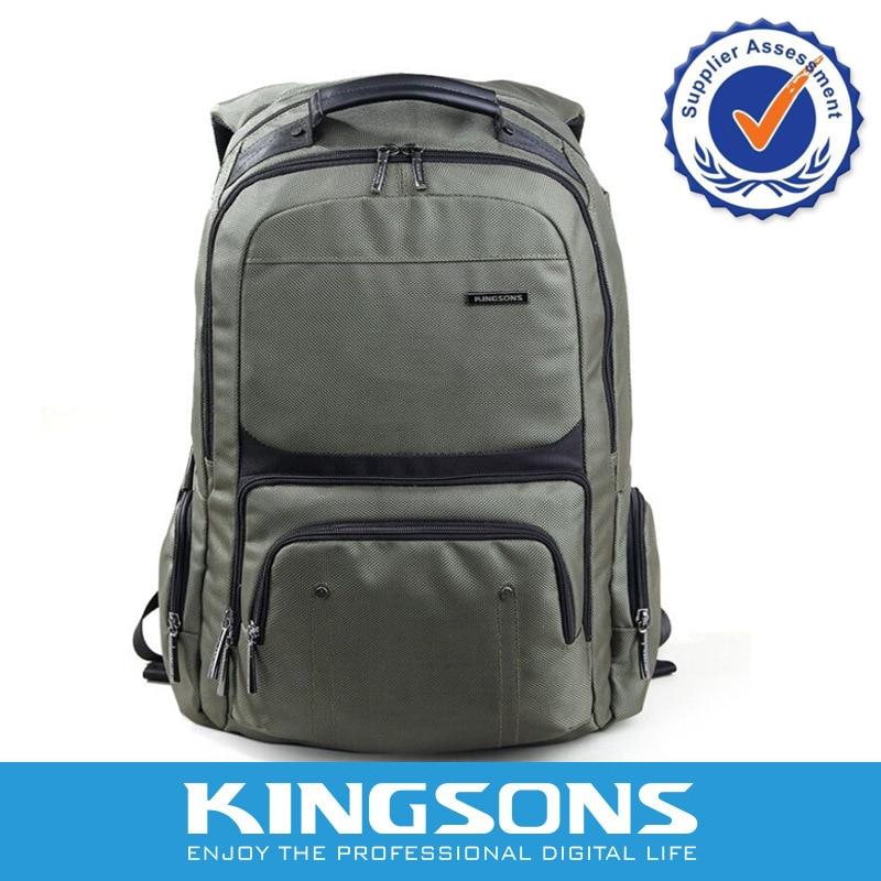 Kingsons notebook Laptop bag shoulder and 15.6 inch Laptop bag fashion leisure Korean Laptop bag free shipping