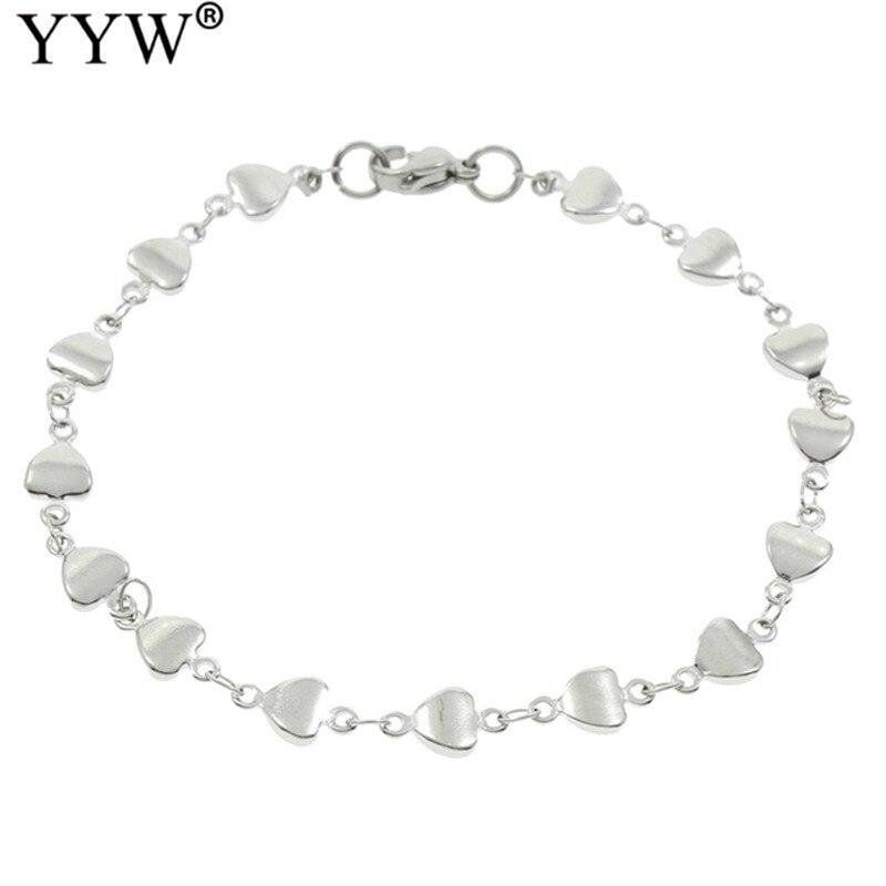 pulseiras para as mulheres heart bracelet for women carter love bracelet pulsera original color cuff bracelets 10x5x2mm