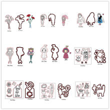 2019 March MMEMORY CUT Dies Scrapbooking Metal Cutting Dies Cards Customize DIY Craft Die Cut New dies and Stamps(China)