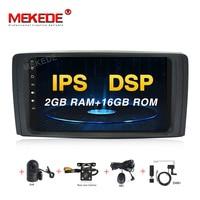 9 ips четырехъядерный 1 din Android 9,0 автомобильный dvd плеер GPS стерео радио для Mercedes Benz R Class W251 R280 R300 R320 R350 с wifi