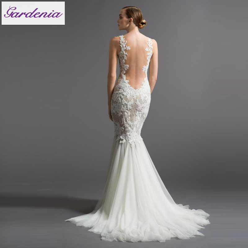 Low Back Sexy Wedding Dress Great Ideas For Fashion