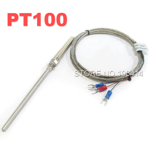 Rtd Pt100 2 Wire Wiring Diagram: Compra Sensor Pt100 Online Al Por Mayor De China