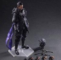 Play Arts KAI Nyx Ulric Figure Final Fantasy VII Squall Figure PA Play Arts Kai 27cm PVC Action Figure Doll Toys