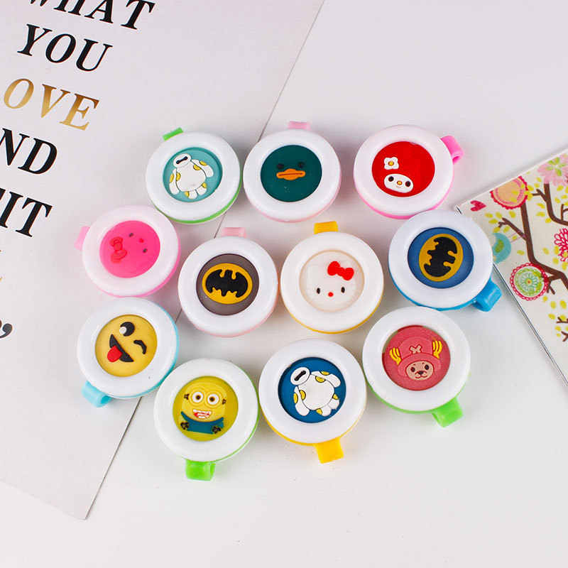 1pcs Mosquito Killer Repellent Anti Mosquito Buttons for Baby Child Pregnant Sleeping Mosquitoes Killer Pest Control Wholesale
