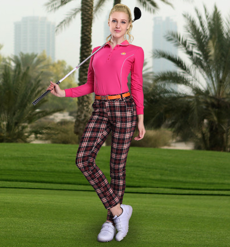 Golf outfits for women