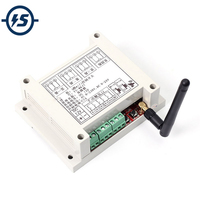 DC 9 38V Wifi Relay Switch Multi Channel Mobile Phone Remote Control Network Relay Module With Antenna Wireless Smart Home wk4
