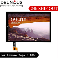 New 10 1 Inch For Lenovo Yoga Tablet 2 1050 1050F 1050L LCD Display Monitor Digitizer
