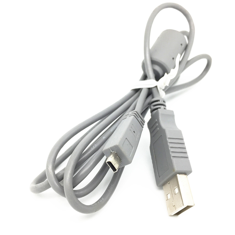USB PC Computer Data Sync Cable Cord Lead for <font><b>Samsung</b></font> Digimax Camera <font><b>S860</b></font> S-860 SL30 SL 30 NX5 V3 V4 SL35 SL 35 D860 D760 D 760 image