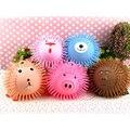 1 шт. Волосатых Животных Стресс Мяч Игрушка Непоседа Для Внимание Снять Стресс Для Детей/Взрослых Сенсорный Ерзать На День Рождения подарок игрушки