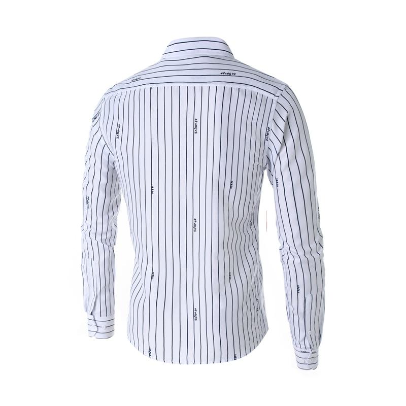 2019 rudens vyrų marškinėliai mados unikalus dizaino - Vyriški drabužiai - Nuotrauka 4